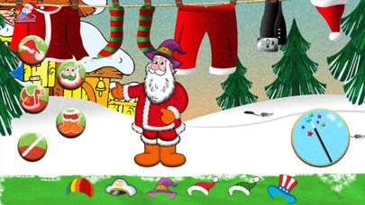 Santa's World Free: An Educational Christmas Game for Kids and Elves screenshot four