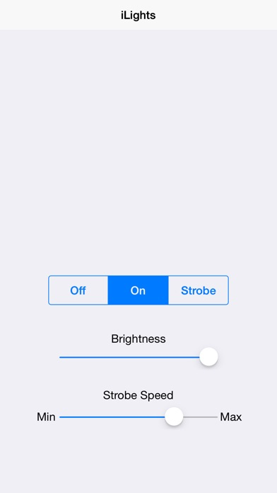 download iLights Flashlight Free for iPhone 6, 5s, 5c, 5, 4s, & 4, iPad, and iPod - LED Flash Light & Strobe App apps 0