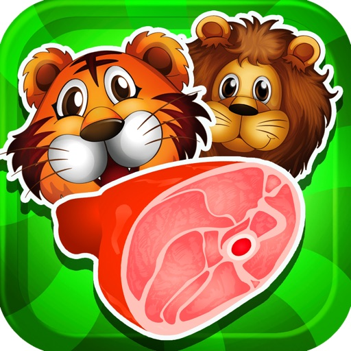 A Lion Safari Feeding Time Free Game
