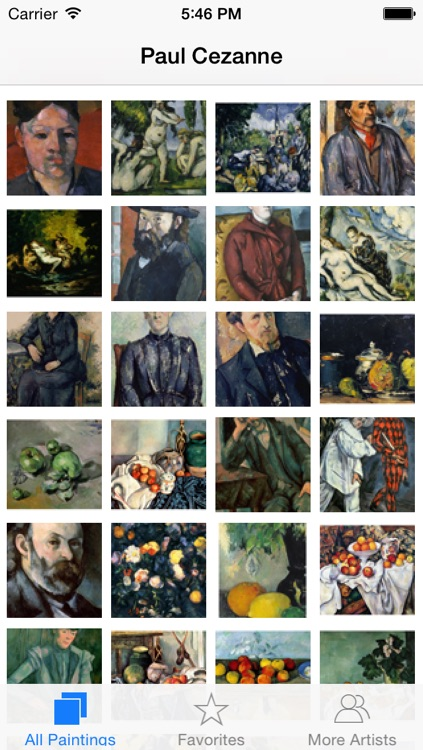 Cezanne 193 Paintings HD 230M+  Ad-free