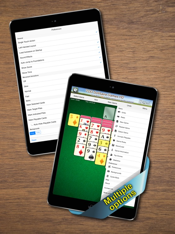 700 Solitaire Games HD Free for iPad screenshot-3