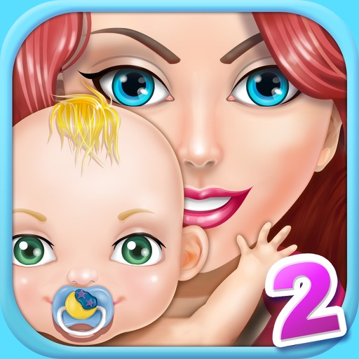 Baby Care & Baby Hospital - Kids games