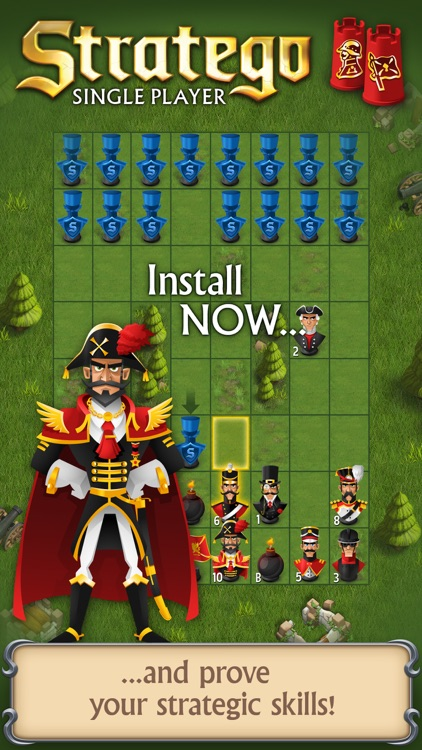 Stratego® Single Player screenshot-4