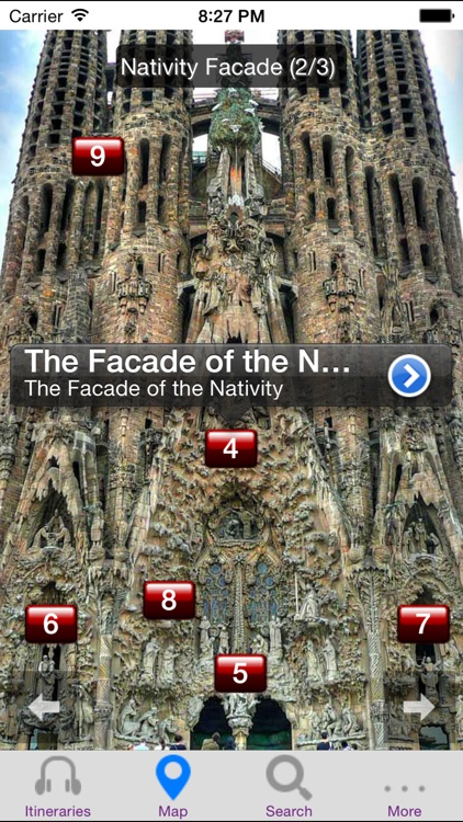Sagrada Familia - Barcelona screenshot-0