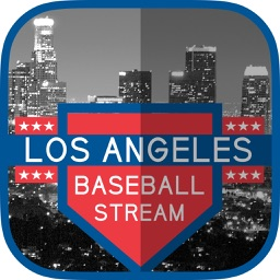 LOS ANGELES BASEBALL STREAM LAD