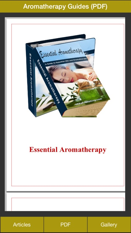 Aromatherapy Guides - Everything You Need to Know About Aromatherapy screenshot-3
