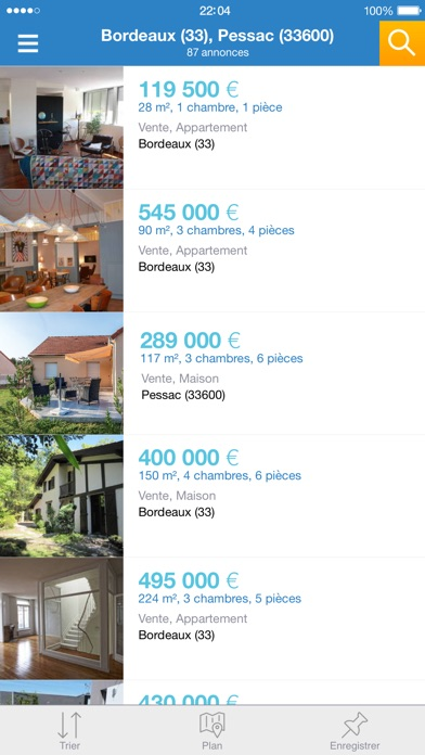 download PAP immobilier vente location apps 3