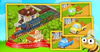 Farm Town 2™: Hay Stack Screenshot on iOS