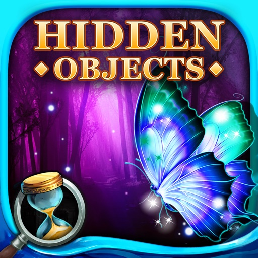 Hidden Objects - Mystery Venue