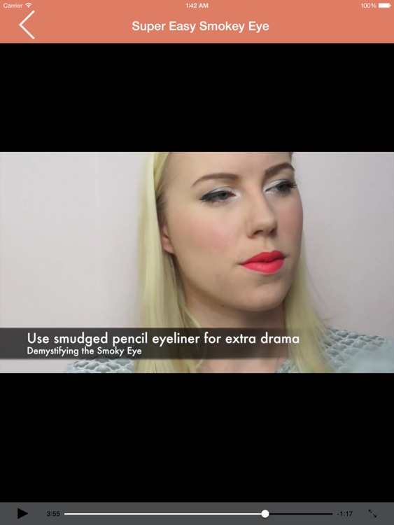 Easy Makeup for Real Women - iPad Version