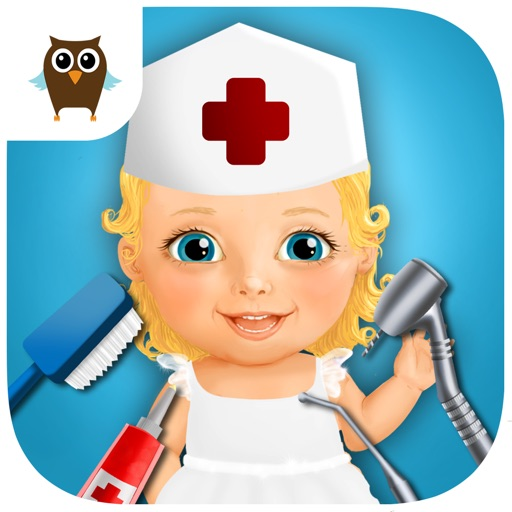 Sweet Baby Girl - Visit Kids Hospital, Drive Ambulance to Emergency Room, Ear Doctor and Help Dentist Full Version