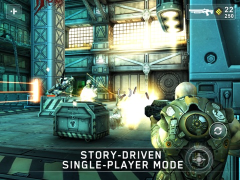 SHADOWGUN Screenshot