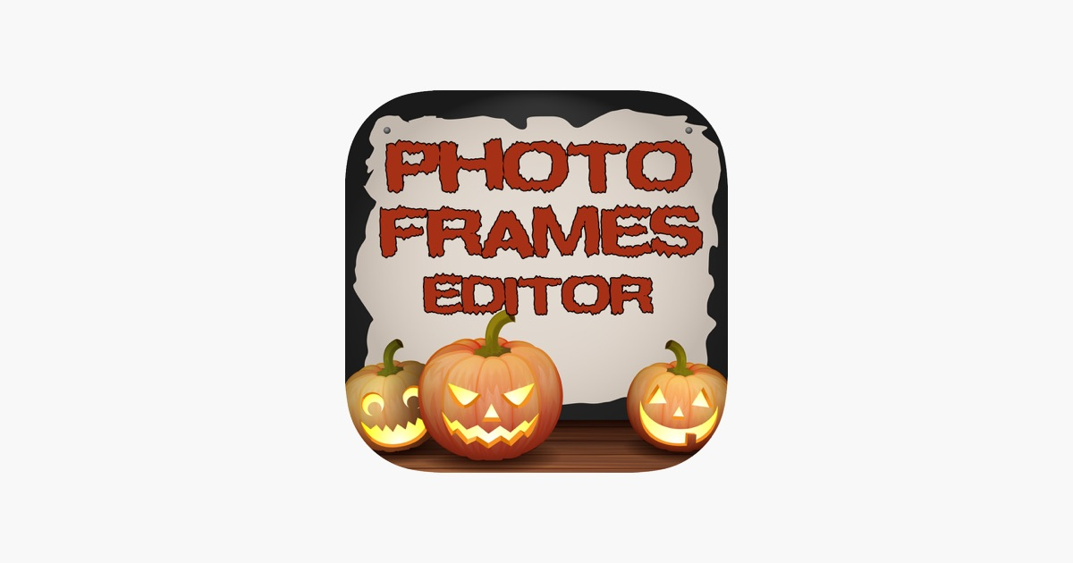 Halloween Photo Frames Editor en App Store