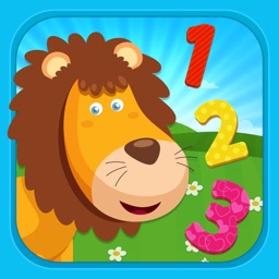 Math Games & Preschool Educational Games-123 Numbers Baby Learning App For Toddlers Kids to teach and learn counting