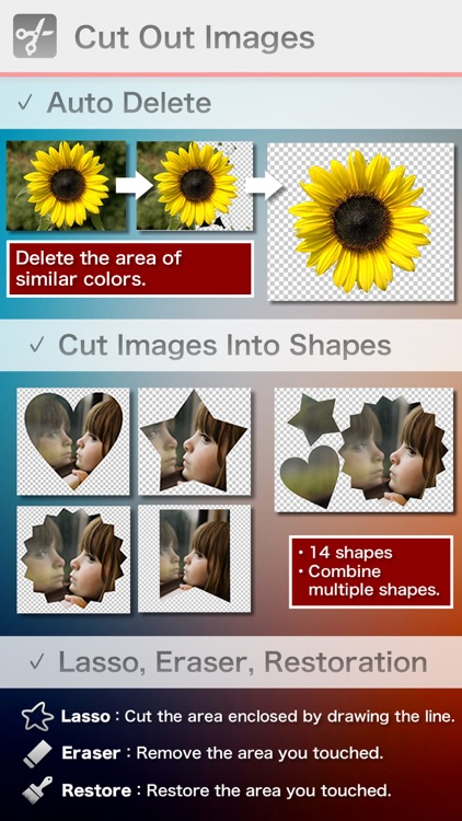 Background Eraer HD - Cut Out Images, Background Remover for Superimpose Photo