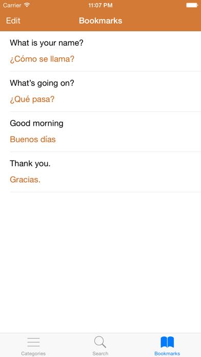 Spanish Phrasebook: Conversational Spanishのおすすめ画像5