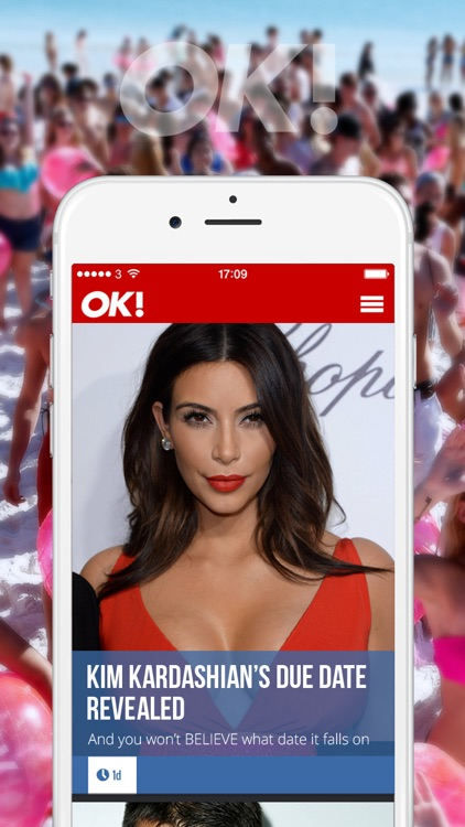 OK! Magazine - Celebrity News and Showbiz Gossip