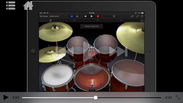 Course for GarageBand Everywhere and Beyond