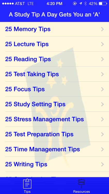 Study Tips screenshot-1