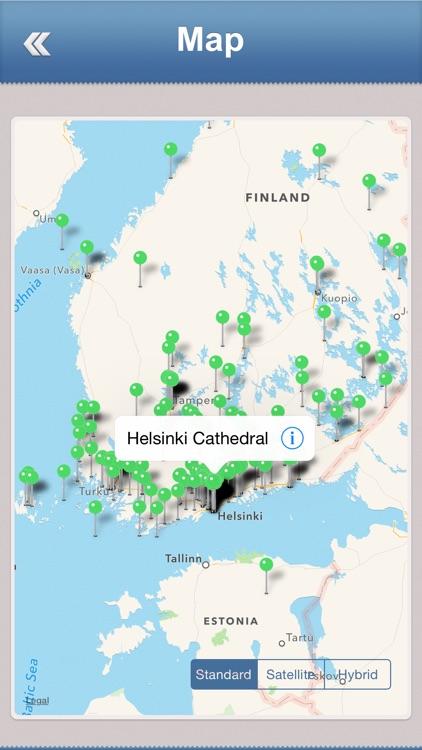 Finland Essential Travel Guide screenshot-3