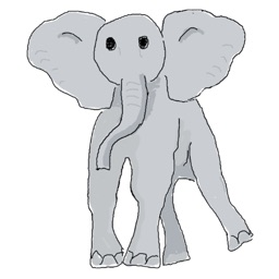 elephant - games to test and improve your powers of recall