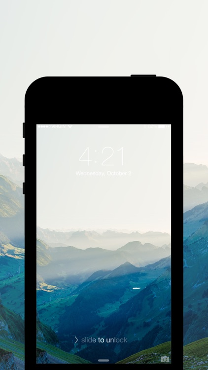 Pro Screen 360: Lockscreen Wallpapers & Theme Backgrounds for iOS 8 & iPhone 6 Plus - Free!