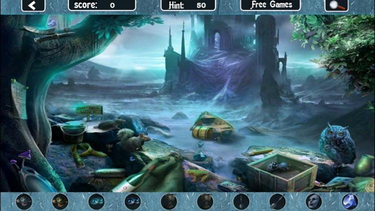 Horror Hidden Objects screenshot-4