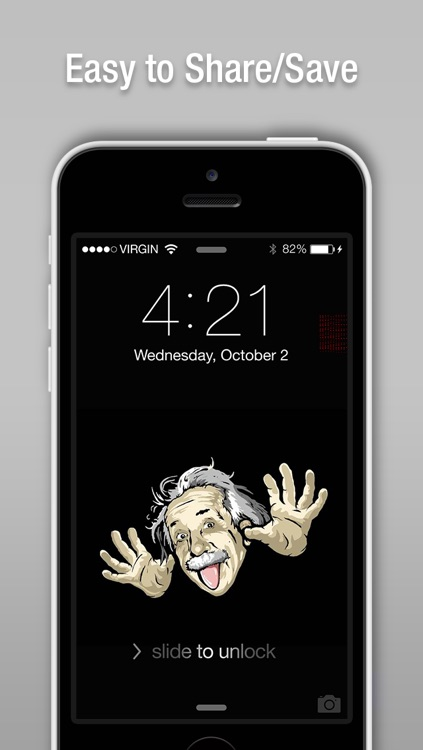 Awesome Funny Wallpapers for iPhone, iPad & iPod - Cute & Fun for the Whole Family :) screenshot-4