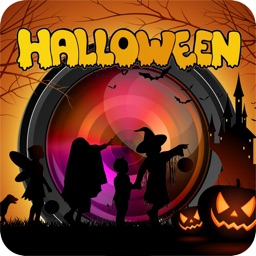 Halloween Photo - make a Trick or Treat pic - Free