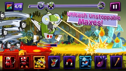 Mixels Rush phone App screenshot 3