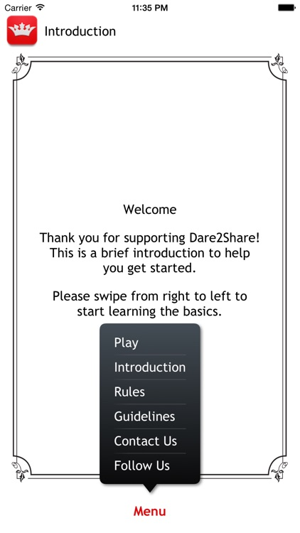 Dare2Share English