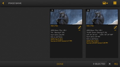 Artemis Director's Viewfinder Скриншоты6