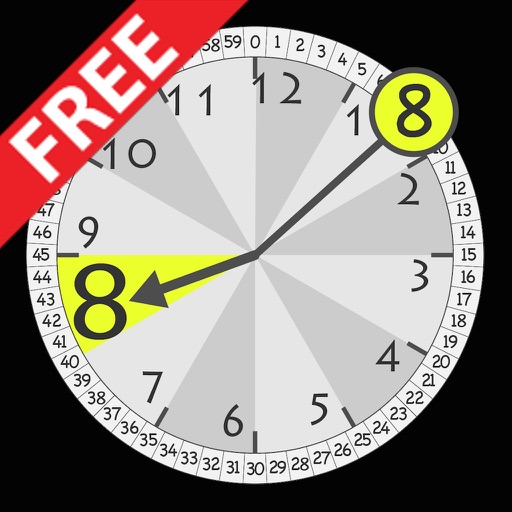 Fan Clock Free(Teaches How to Read The Clock)