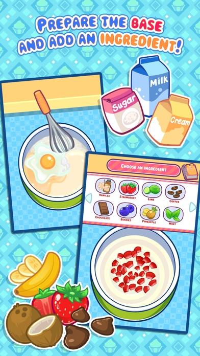 My Cupcake Maker - Spiel der Herstellung und Dekoration von KuchenScreenshot von 2