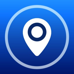 Thailand Offline Map + City Guide Navigator, Attractions and Transports