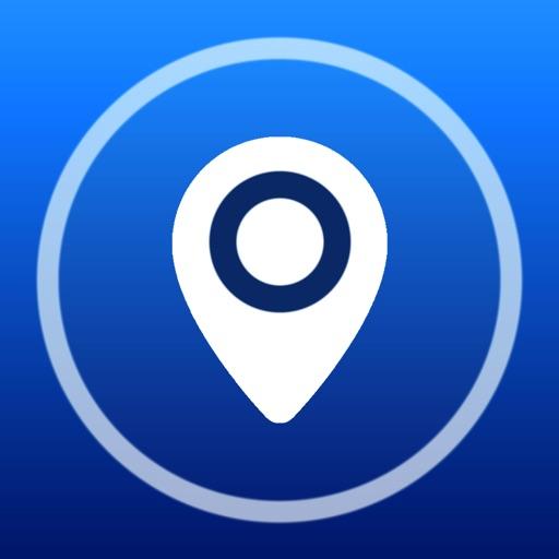 泰國離線地圖+城市指南導航,旅遊和運輸