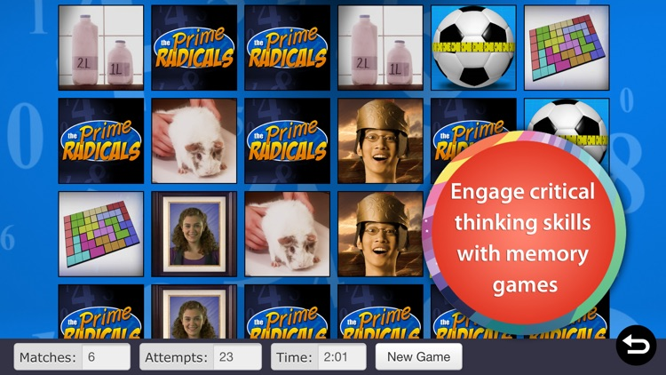 Prime Radicals - Fun Math and Science Games and Videos for Kids screenshot-4
