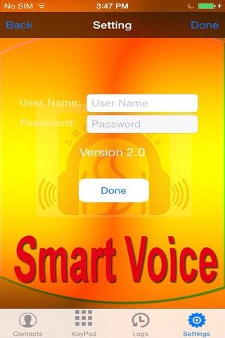 Smart Voice Dialer - náhled
