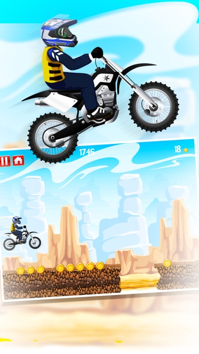 super bike race - The Arcade Creative Game Edition-0