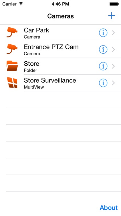 NetcamViewer Mobile screenshot-2