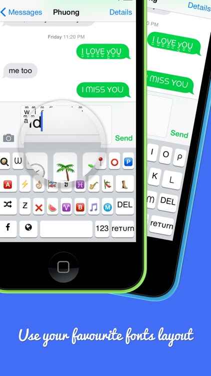 Stylist Fonts Keyboard