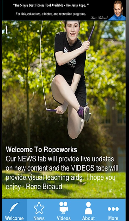 Ropeworks Jump Rope screenshot-0