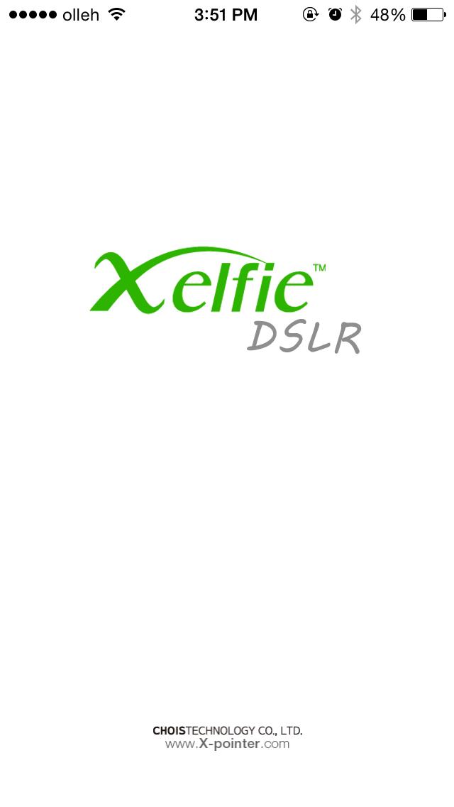 XelfieDSLR-XSC100A screenshot one