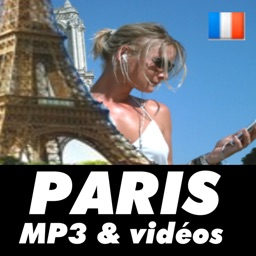 Paris Guide free, video tours, metro map, help...