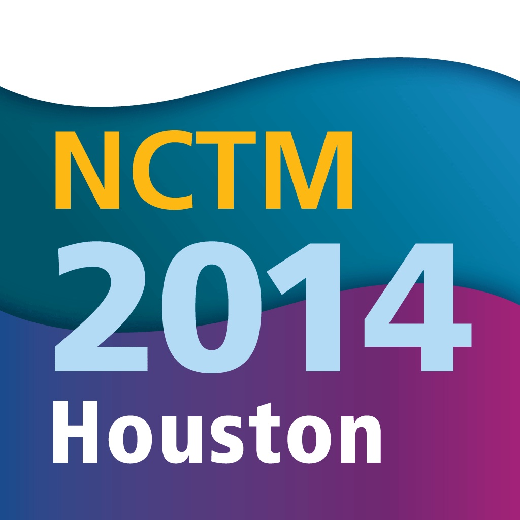 NCTM 2014 Houston