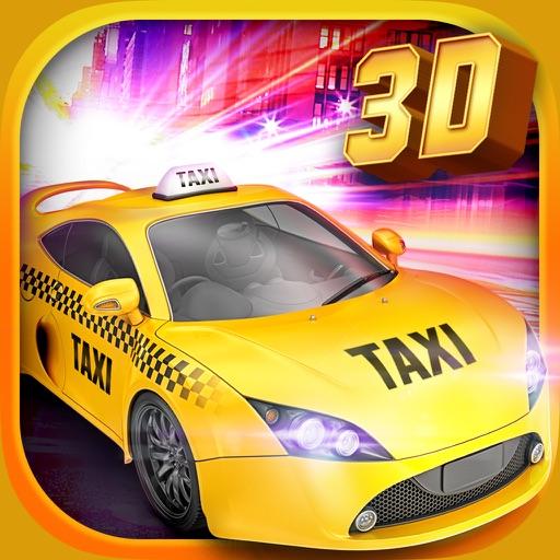 Real Taxi Driver Simulator 3D PRO