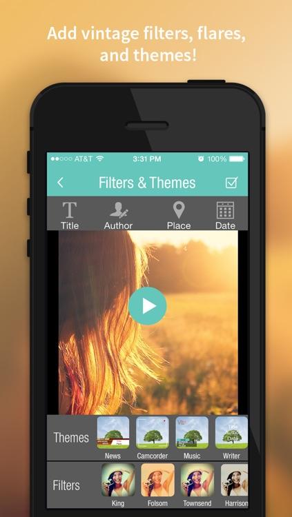 Videolab video editor for Vine, Instagram, Youtube