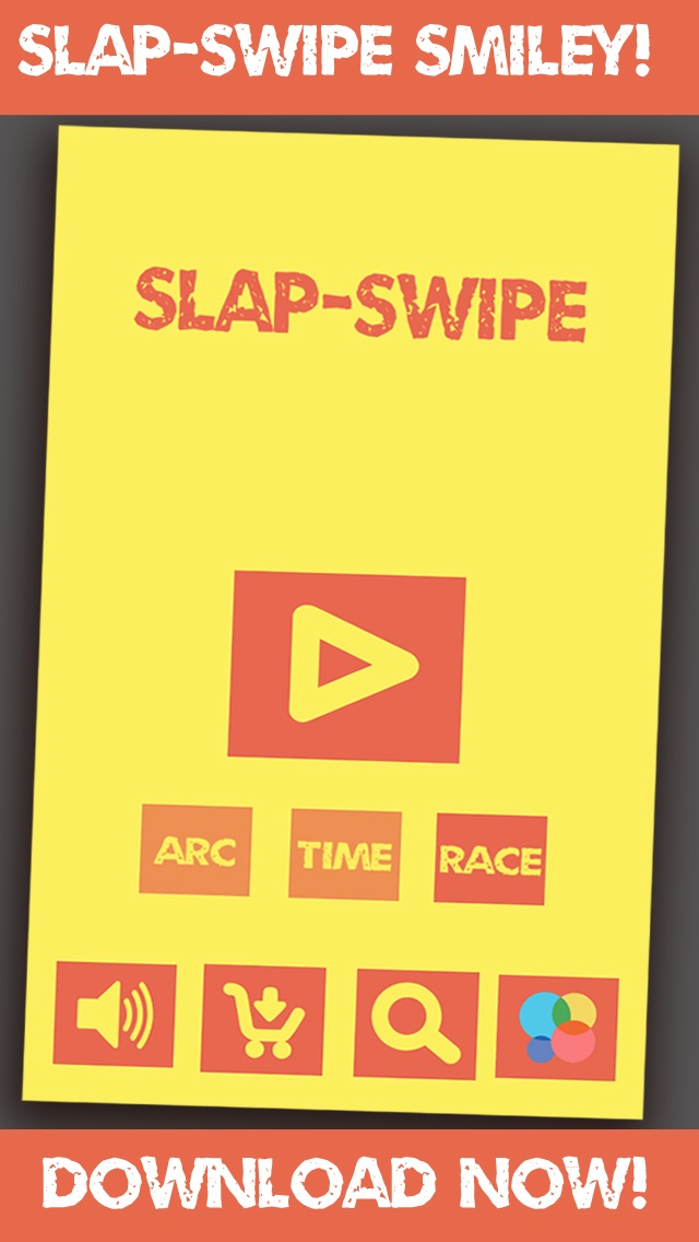Slap Swipe - Tap Where It Looks