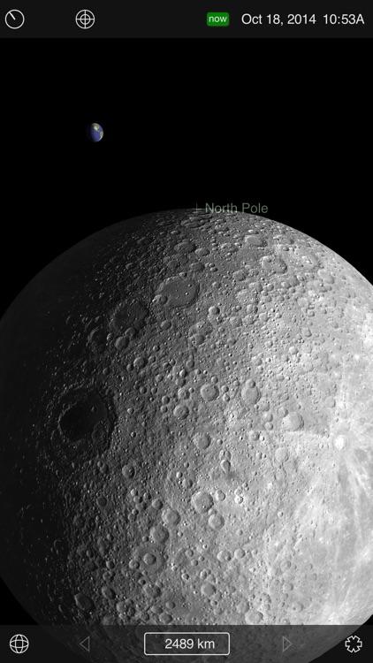 Moon Globe screenshot-4
