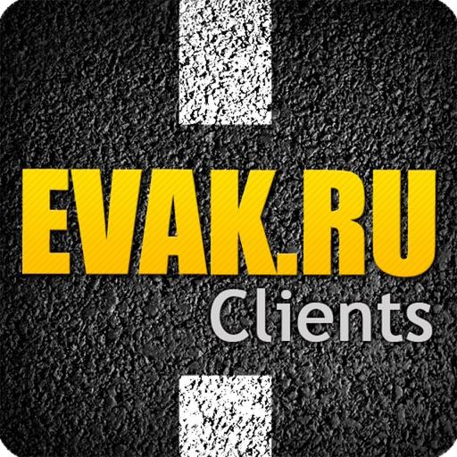 Эвакуатор от EVAK.RU-Сlients